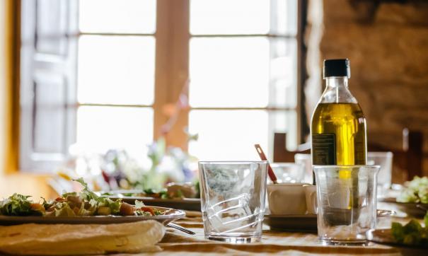 Качественное оливковое масло богато антиоксидантами