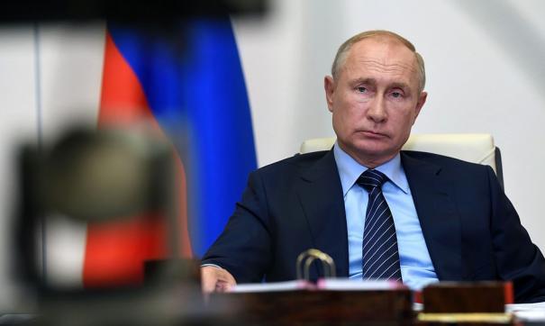 Ежегодная пресс-конференция Путина пройдет в необычном формате