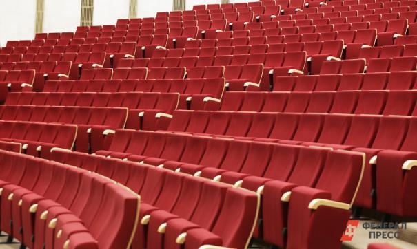 В кино и театрах Санкт-Петербурга ограничат посещение