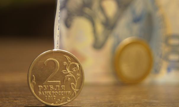 Рост цен на нефть позитивно влияет на рубль