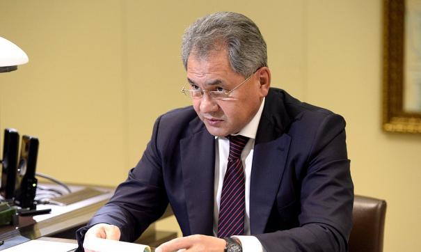 Шойгу согласовал с Арутюняном действия миротворцев