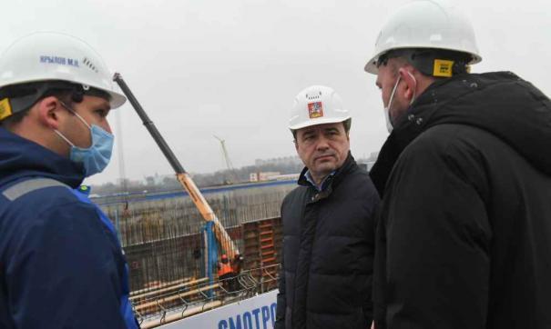 Реконструкция очистных сооружений проводится в рамках национального проекта «Экология»