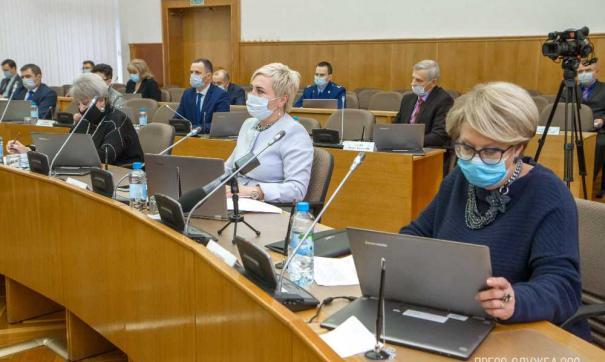 Бюджет Вологодской области рассматривали на заседаниях комитетов ЗСО