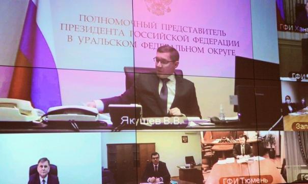 Якушев призвал пройти пандемию с минимальными потерями