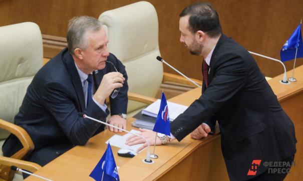 Михаил Ершов входит в число наиболее активных законотворцев