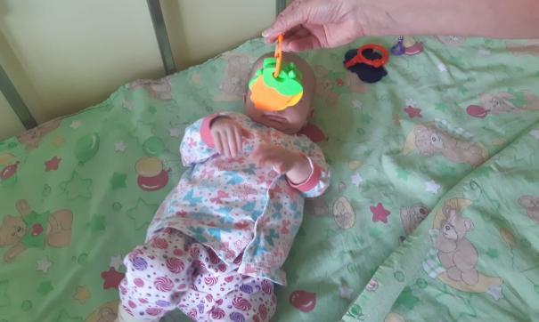 Девочку продолжают лечить в областной детской больнице