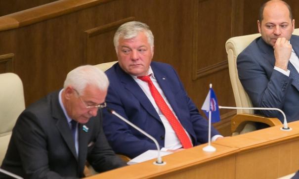 Владимир Рощупкин представляет Дзержинский округ Нижнего Тагила