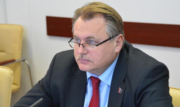 Юрий Уткин не хочет терять пост председателя