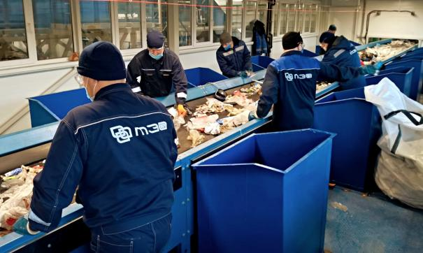 Мощность предприятия – 40 тысяч тонн отходов в год