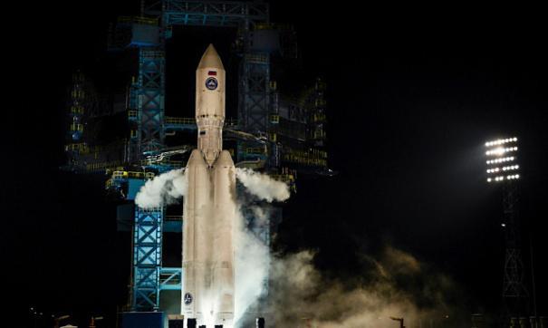 Запуск ракеты