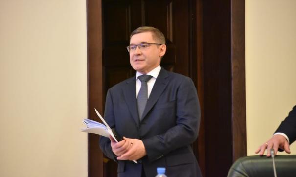 Полпред Якушев готовится к выборам в Госдуму