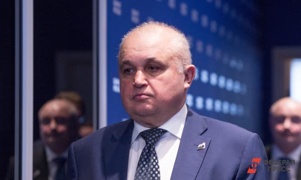 Губернатор Кузбасса потерял девять пунктов в рейтинге влияния глав регионов