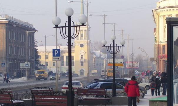 До 90-х годов 20-го века Ангарск  являлся «закрытым годом»