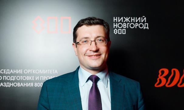Глеб Никитин открыл в Москве мультимедийную выставку, посвященную Нижнему Новгороду