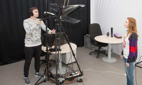 В Центр входит молодежный медиахолдинг