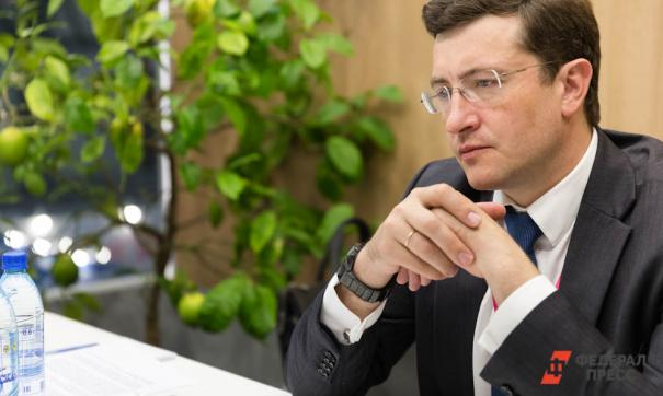 Глеб Никитин также вошел в президиум Госсовета