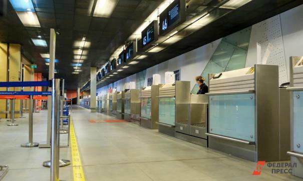 Инфраструктуру аэропорта обновят к 2024 году