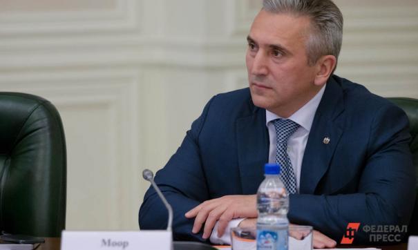 Александр Моор попал в рейтинг губернаторов новой волны