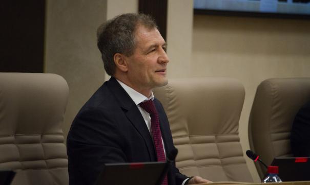 Председатель думы Екатеринбурга заразился коронавирусом