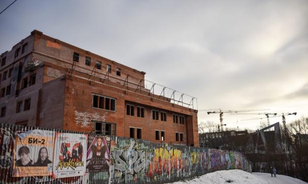 Что станет с самым известным долгостроем Екатеринбурга: поДЕЛИли