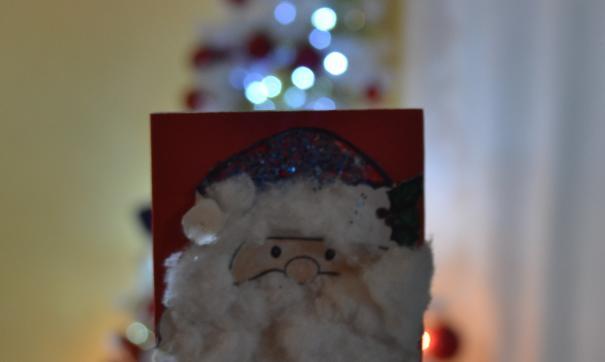 В послании нужно обращаться к Деду Морозу как к настоящему человеку