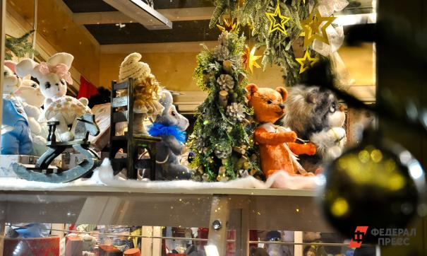 Россиян предупредили о нехватке игрушек к Новому году