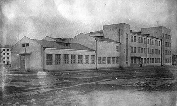 Здание было строено в начале 1930-ых годов