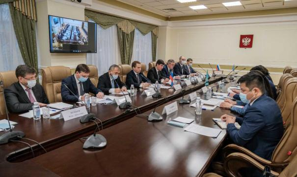 В ходе встречи министров подписаны стратегически важные документы