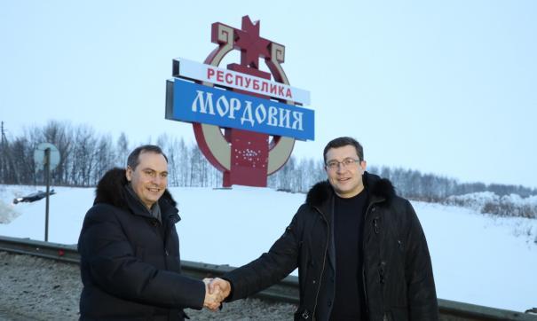 Глеб Никитин и Артем Здунов