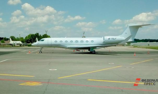 Самолет Галицкого