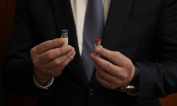 Экспертизу вакцины «Спутник V» в Евросоюзе ожидают в феврале
