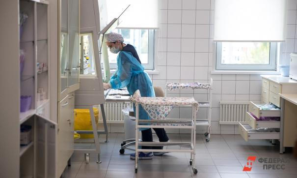 Два маленьких ребенка пострадали из-за морозов и были госпитализированы
