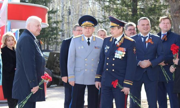В УФСБ Челябинской области кадровые перестановки