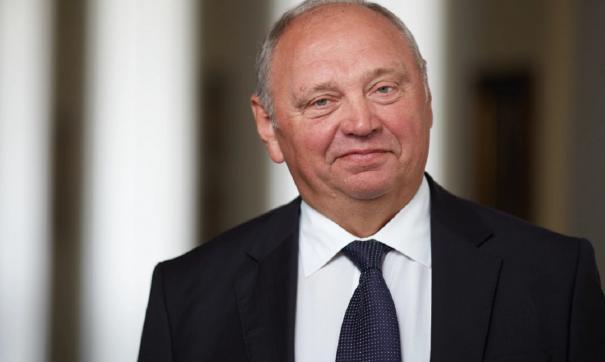 Александр Федоров проработал на предприятии больше 40 лет