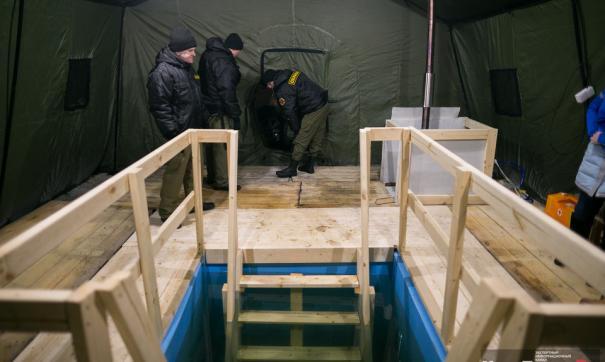 Полторы тысячи спасателей обеспечат безопасность на свердловских купелях