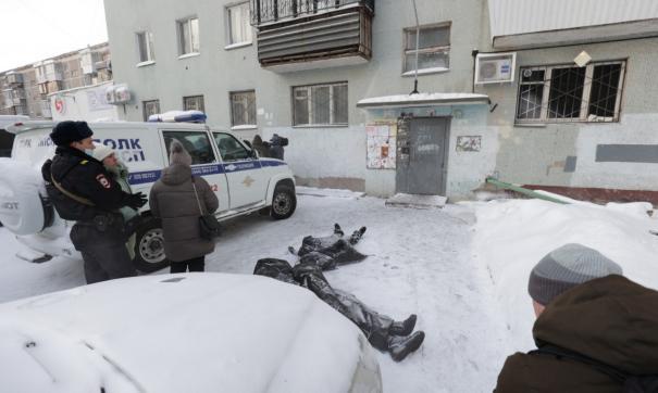 В Екатеринбурге в сгоревшей квартире жили пьющая мать и ее 17-летний сын