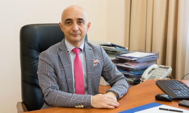 Проректор по учебно-методической работе и качеству образования УрГЭУ Дмитрий Карх