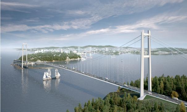 Проект моста вызвал бурю негодования как у горожан, так и у экспертов
