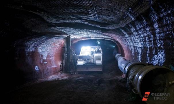 СК возбудил уголовное дело по факту обрушения породы в шахте в Ленинске-Кузнецком