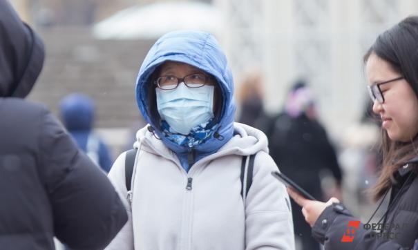В трех регионах Сибири стали меньше болеть коронавирусом