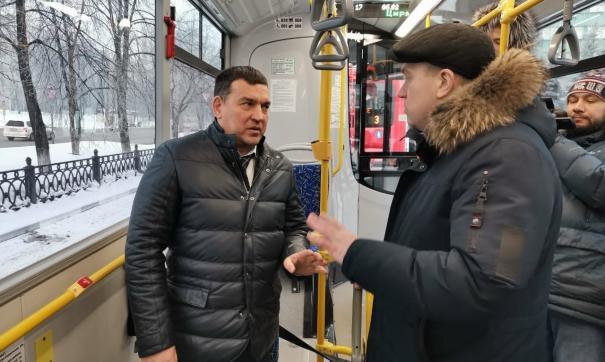 Мэр Новокузнецка Сергей Кузнецов предложил создать сайт с фотографиями пассажиров-безбилетников