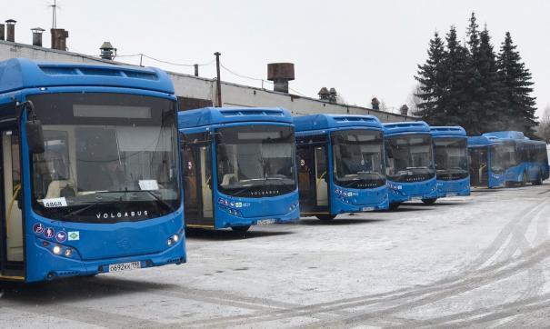 В Новокузнецке выросло число автобусных маршрутов