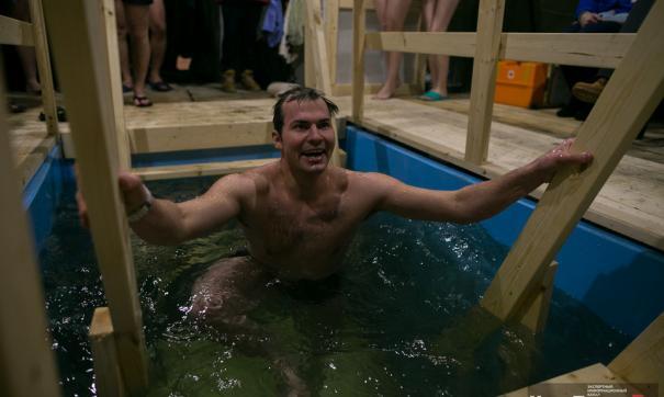 Где в Сибири разрешили крещенские купания?