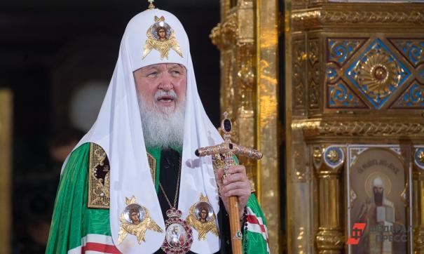 Патриарх Кирилл сравнил неверие в пандемию с неверием в Бога