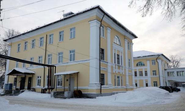 Губернатор Глеб Никитин посетил Чкаловскую ЦРБ