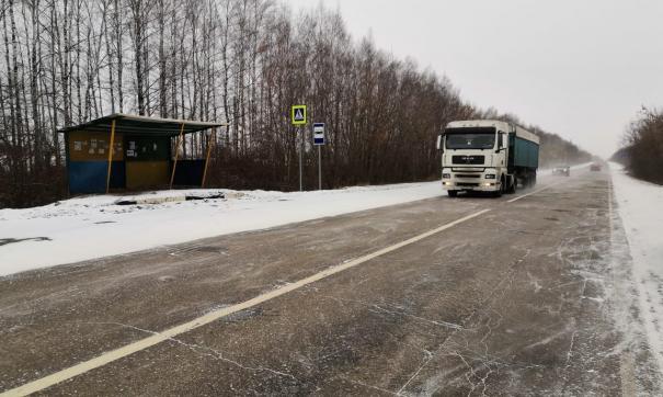 Часть дорог Нижегородской области отремонтируют капитально