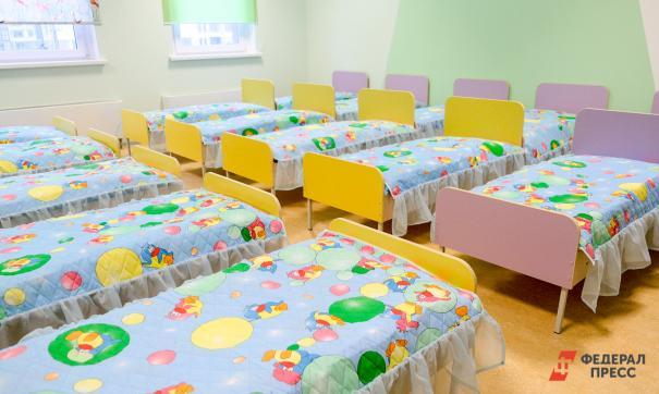 Общая мощность всех дошкольных учреждений превышает 1300 мест