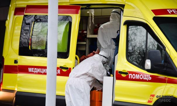 В праздники на Урале у скорой помощи увеличилось число вызовов