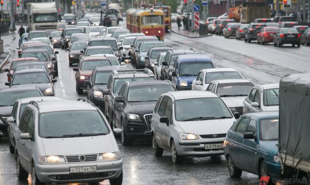 Екатеринбург обогнал европейские столицы по протяженности пробок