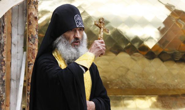 Опального схимонаха Сергия перевели в «Матросскую тишину»